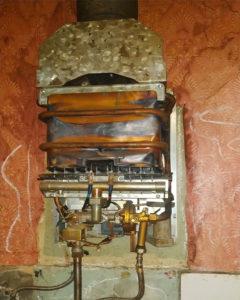 ремонт газовой колонки вызов мастера