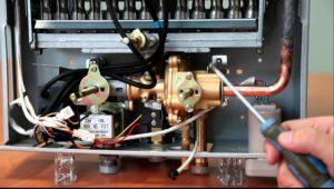 Ремонт газовой колонки на дому