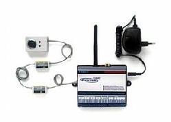 Монтаж GSM-сигнализации