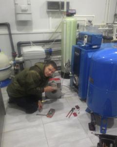 ремонт и обслуживание газового котла